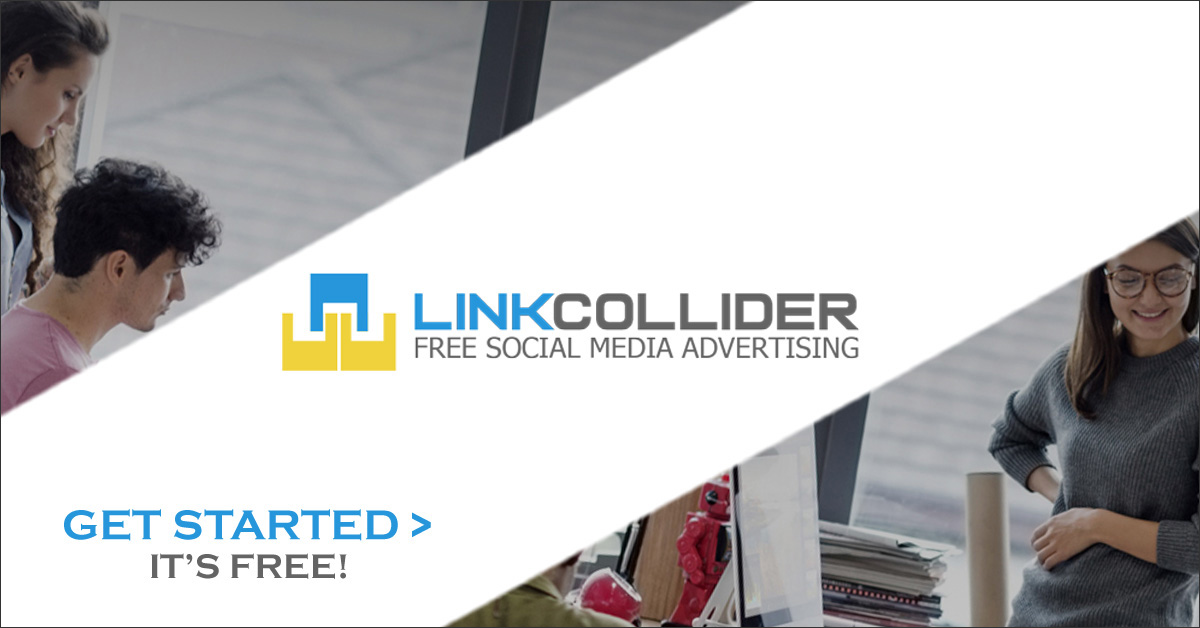 LinkCollider - Free SEO Tools Plus Social Media Sharing