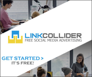 LinkCollider - Free Social Media Advertising